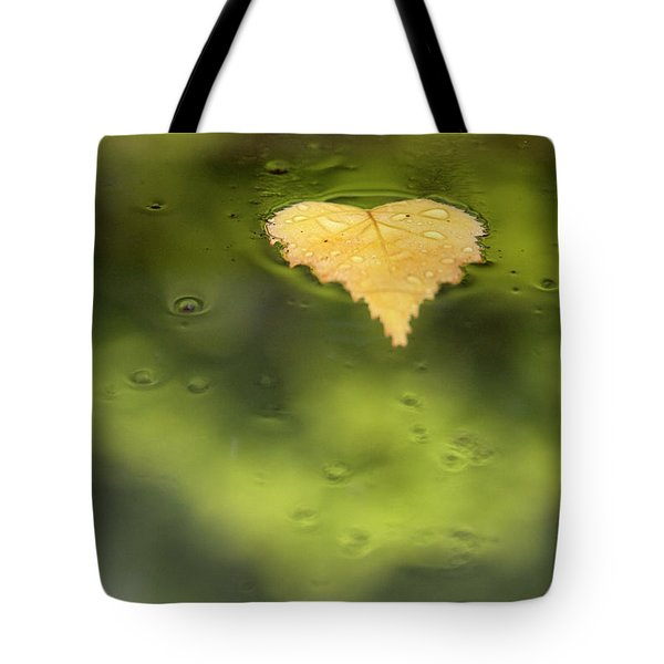 Float  Tote Bag by Richard Piper