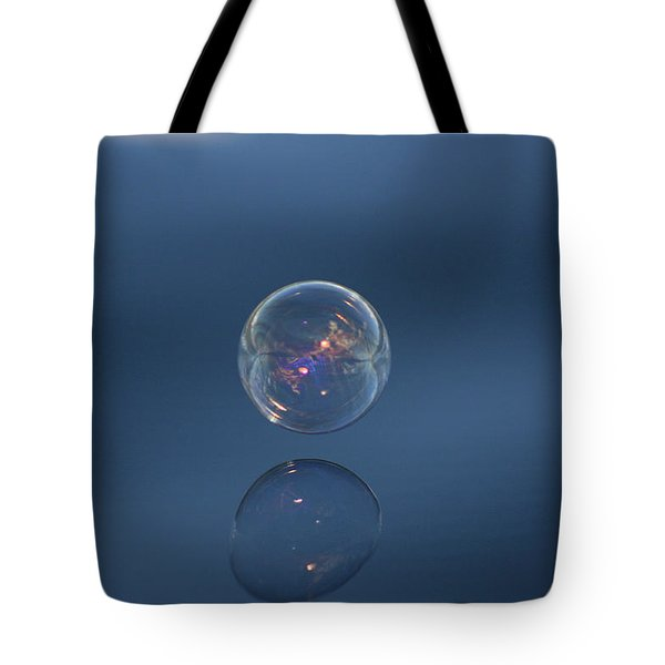Tote Bag featuring the photograph Floating On The Breeze by Cathie Douglas