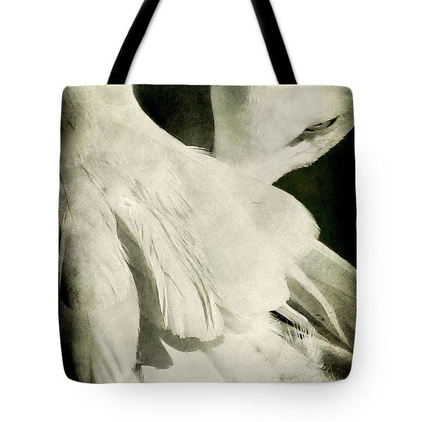 Flock Tote Bag by Andrew Paranavitana