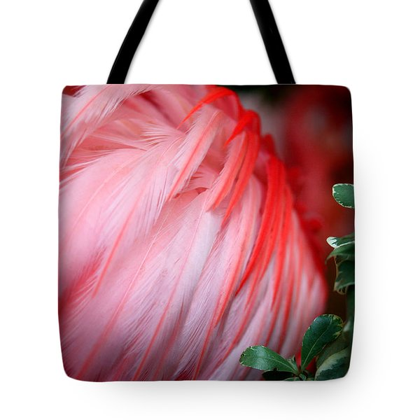 Tote Bag featuring the photograph Flora And Fauna Number One by Lon Casler Bixby