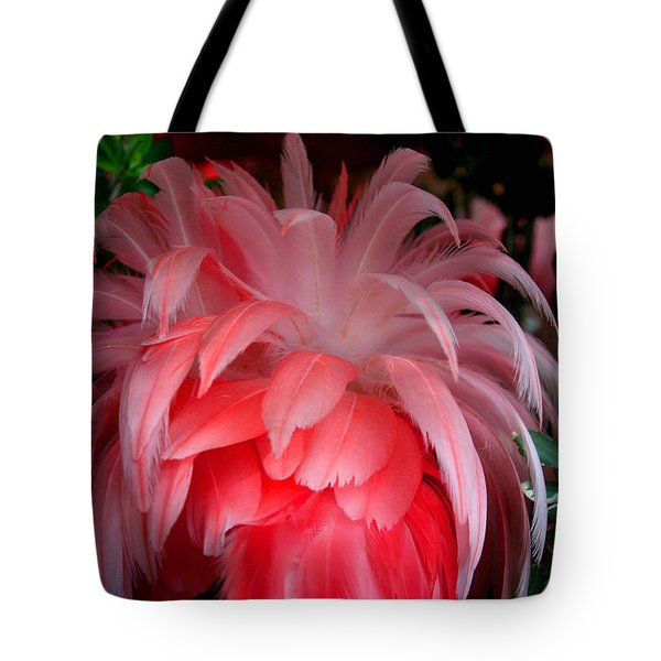 Tote Bag featuring the photograph Flora And Fauna Number Two by Lon Casler Bixby