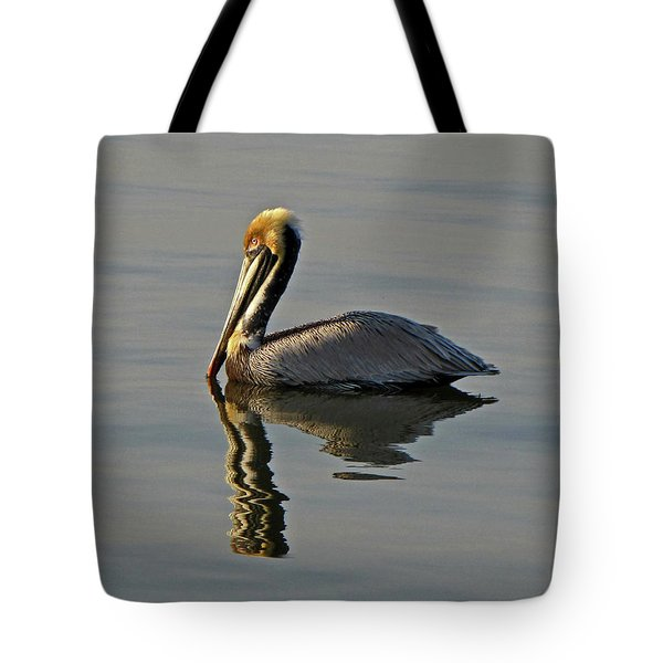Florida Pelican Tote Bag