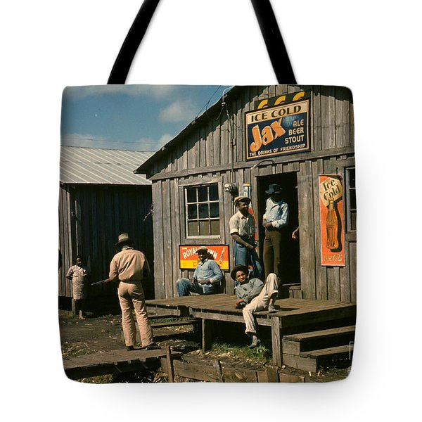Florida: Workers, 1941 Tote Bag by Granger