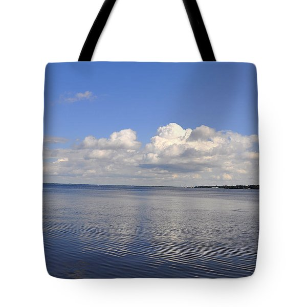 Floridian View Tote Bag