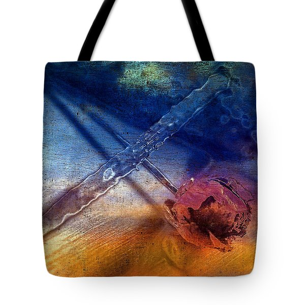 Flower 2 Tote Bag by Mauro Celotti