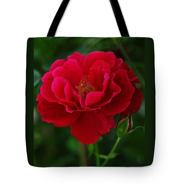 Flower Of Love Tote Bag