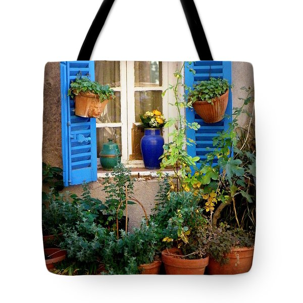 Flower Pots Galore Tote Bag by Lainie Wrightson