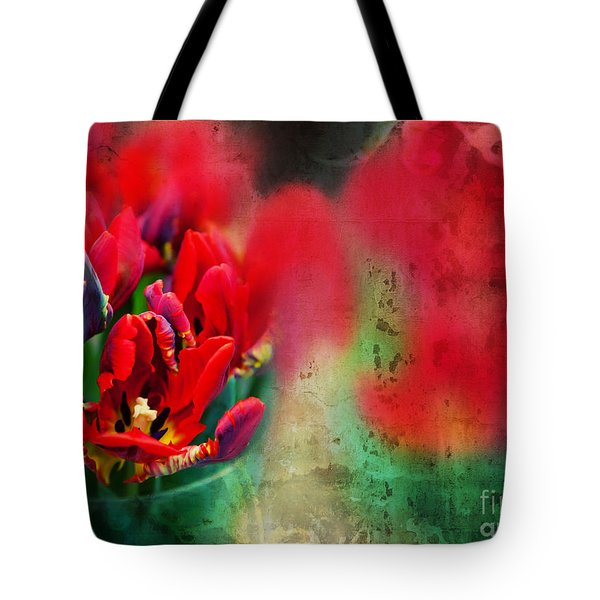 Tote Bag featuring the photograph Flowers by Ariadna De Raadt