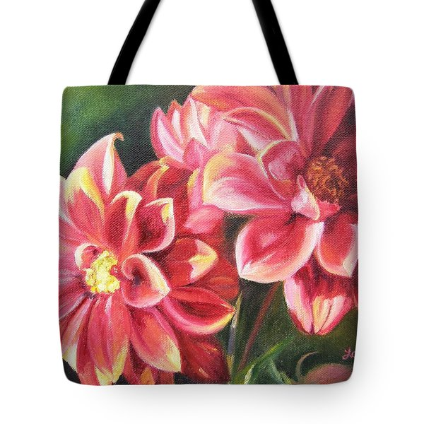 Flowers For Mom I Tote Bag