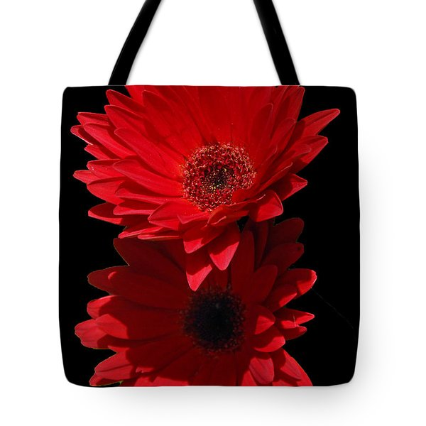 Flowers From My Son Tote Bag by Cindy Manero