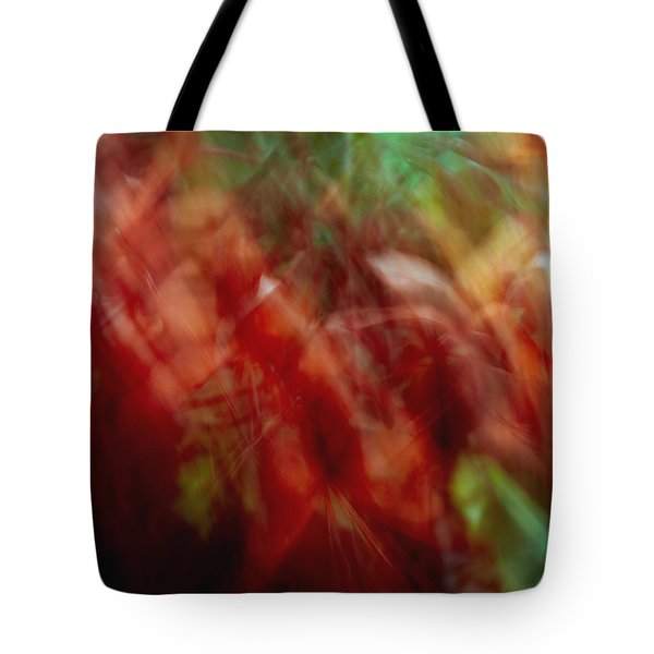 Flowers In The Wind 2 Tote Bag by Skip Nall