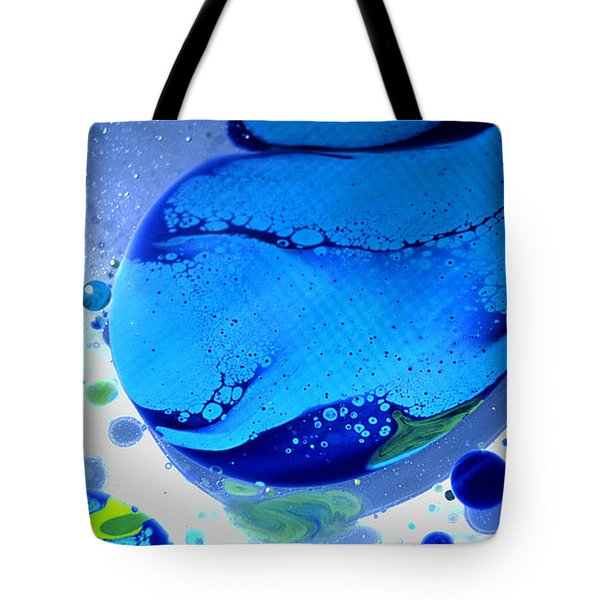 Fluidism Aspect 166 Photography Tote Bag