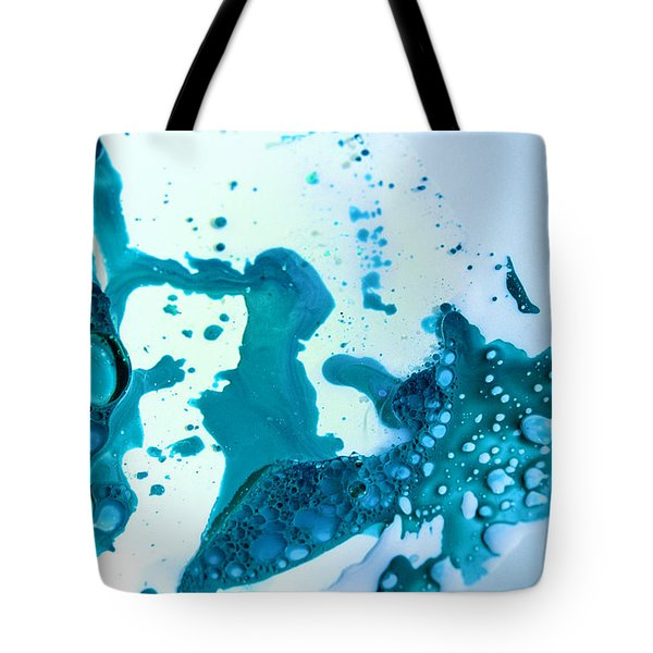 Fluidism Aspect 468 Photography Tote Bag by Robert Kernodle