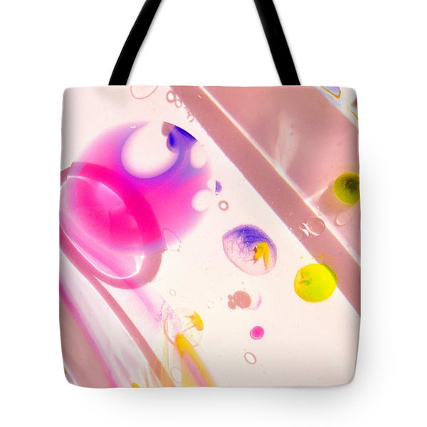 Fluidism Aspect 561 Photography Tote Bag by Robert Kernodle