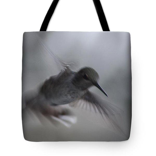 Tote Bag featuring the photograph Fly By by Cathie Douglas