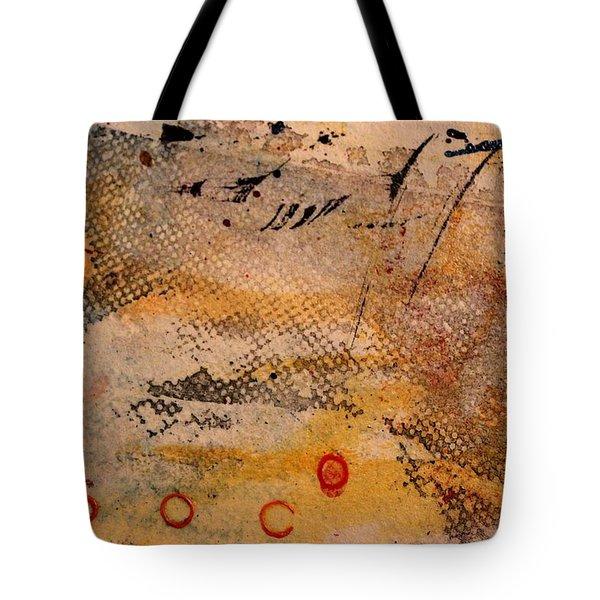 Flying Crane Tote Bag