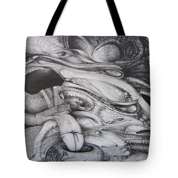 Fomorii General Tote Bag by Otto Rapp