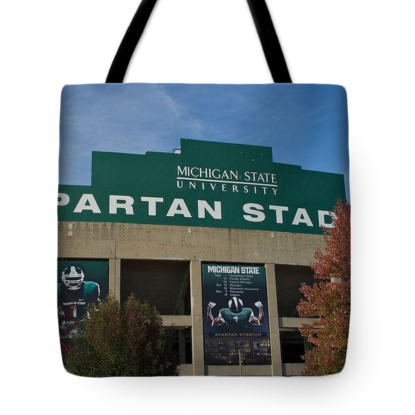 Tote Bag featuring the photograph Football by Joseph Yarbrough