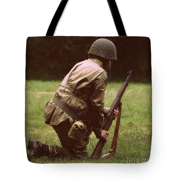 Tote Bag featuring the photograph For Freedom by Lydia Holly