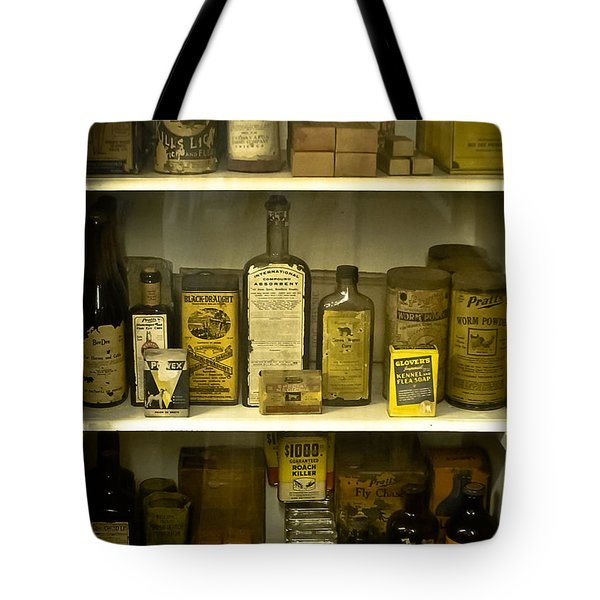 For Pets And Pests Of The 19th Century Tote Bag by DigiArt Diaries by Vicky B Fuller