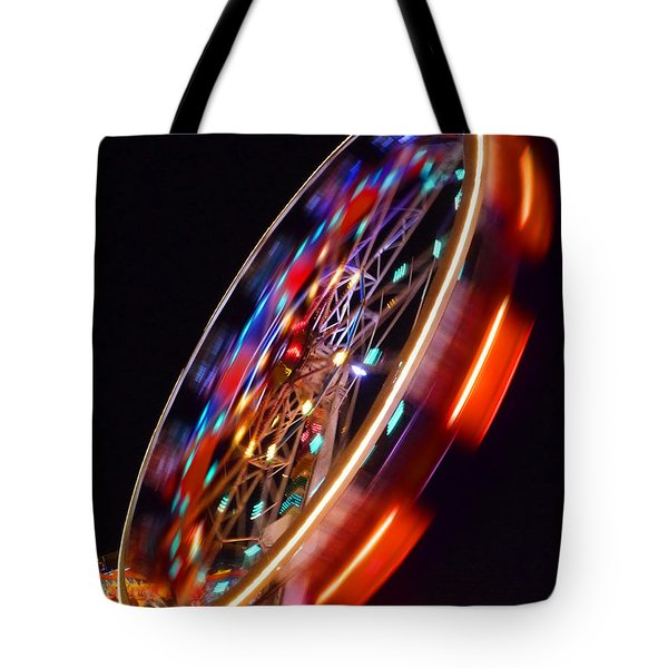 Force Tote Bag by Charles Stuart