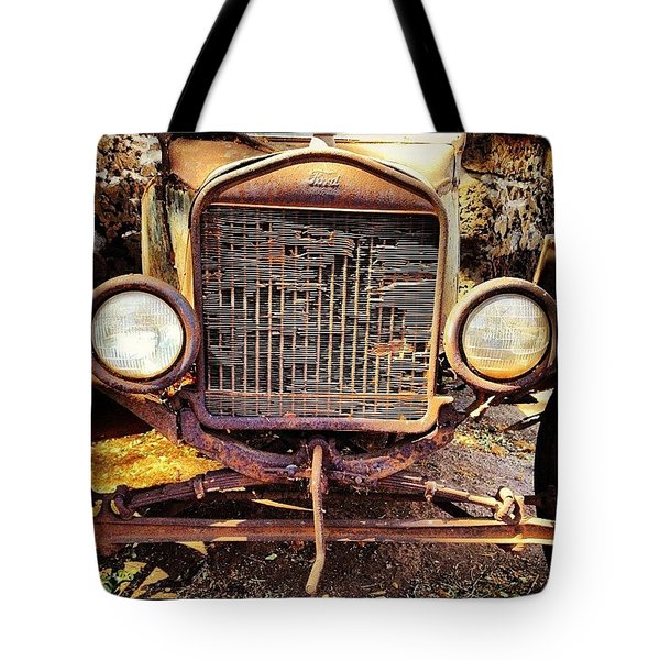 Ford Of Old Tote Bag