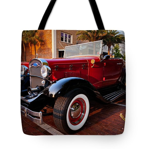Ford Roadster Tote Bag