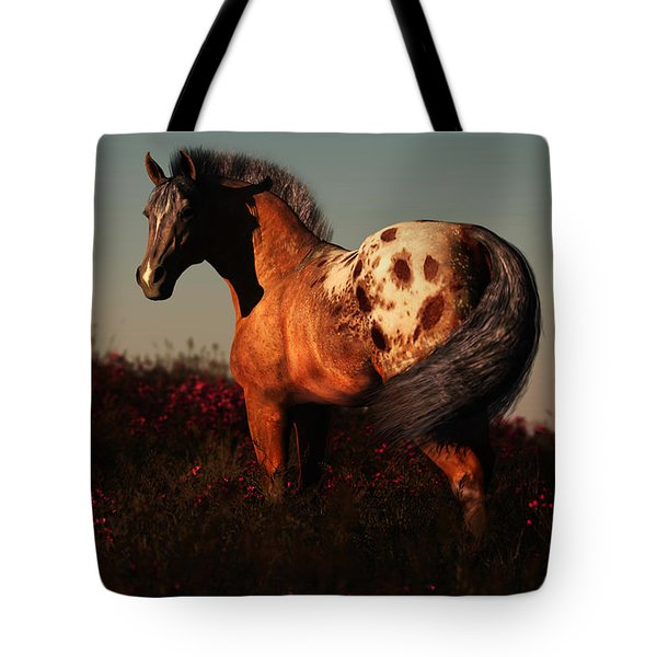 Forever Free Tote Bag by Melissa Krauss