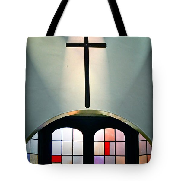 Forgiveness Tote Bag by Gwyn Newcombe