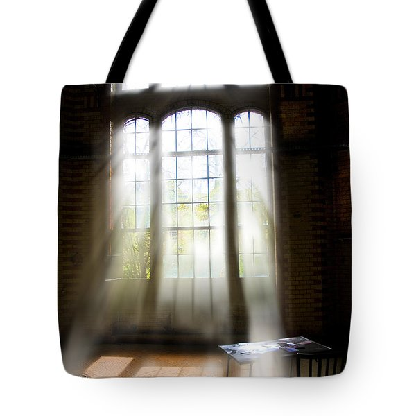 Forgotten Game Tote Bag by Nathan Wright