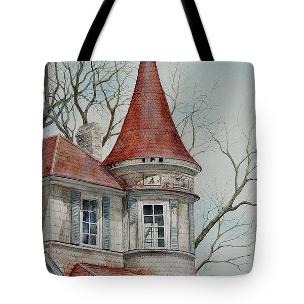 Forgotten Lady...sold Tote Bag