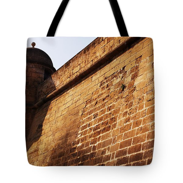 Fort Tote Bag