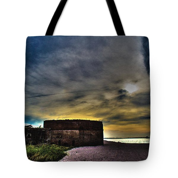 Fort Clinch Tote Bag