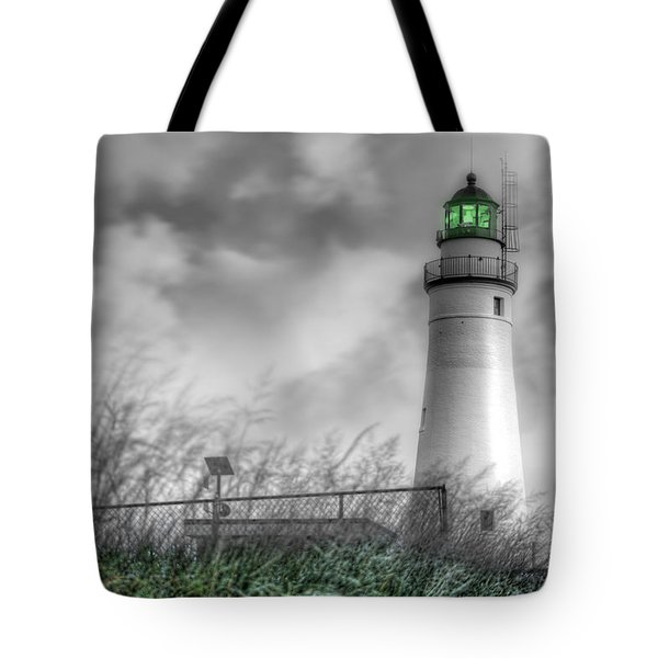 Fort Gratiot Lighthouse Tote Bag