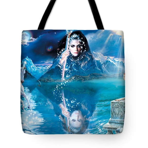 Fortunes Dream Tote Bag by Andrew Farley