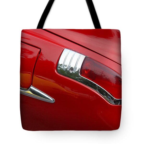 Tote Bag featuring the photograph Fortynine Buick by John Schneider