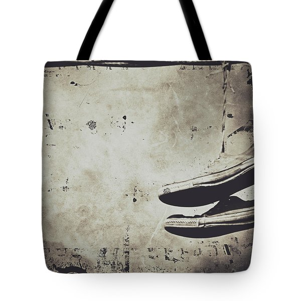 Foster The Kicks Tote Bag by Empty Wall