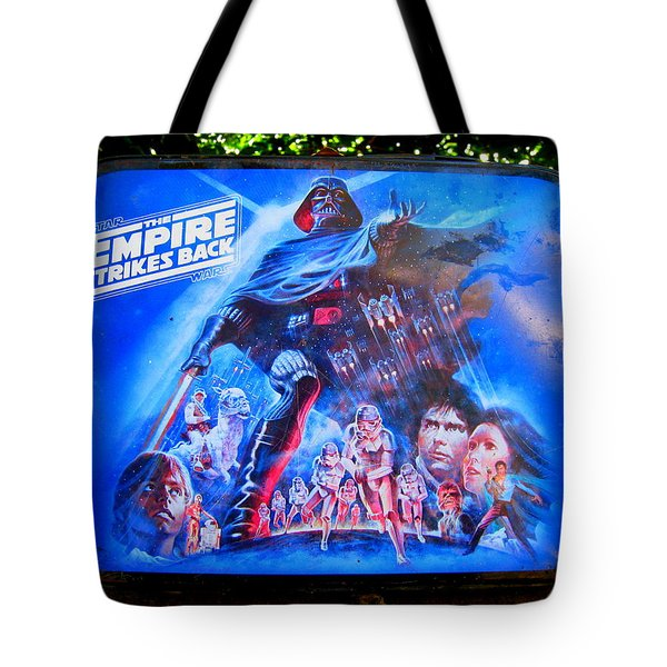 Found Lunch Box Tote Bag