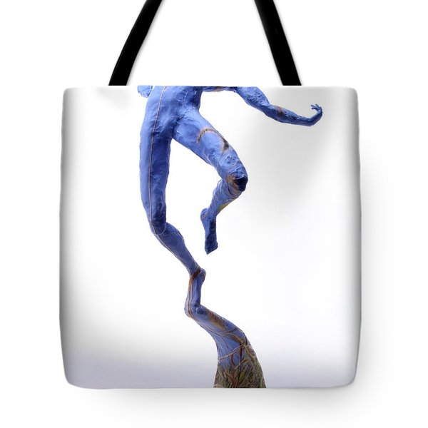 Foxtails In The Breeze Tote Bag by Adam Long