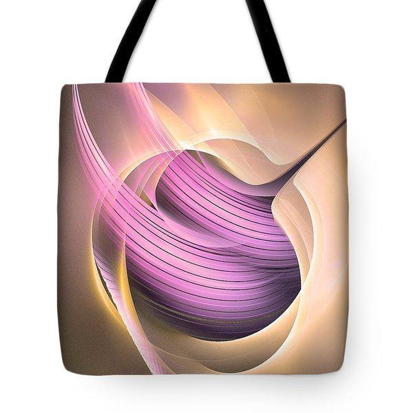 Aeternitas - Abstract Art Tote Bag
