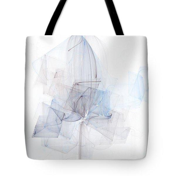 Fragile Blue Essence Tote Bag