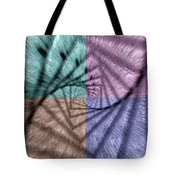 Framed Tote Bag by Paula Ayers