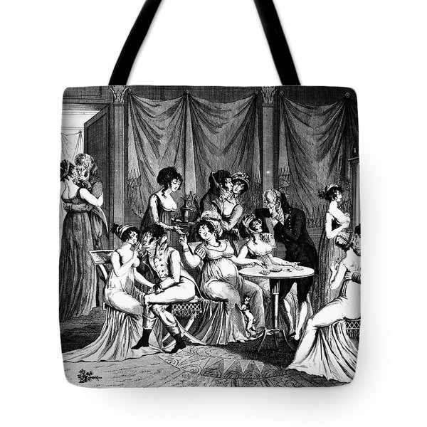 France: Consulate Life Tote Bag by Granger