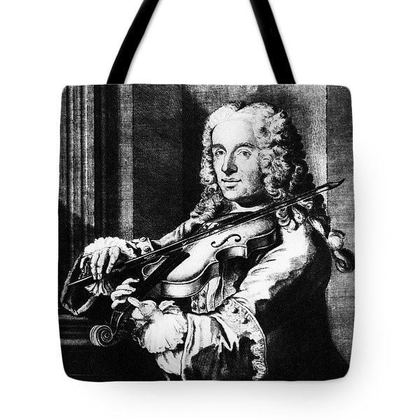 Francesco Maria Veracini Tote Bag by Granger