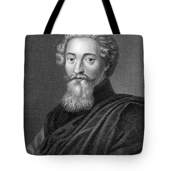 Francis Beaumont (1584-1616) Tote Bag by Granger