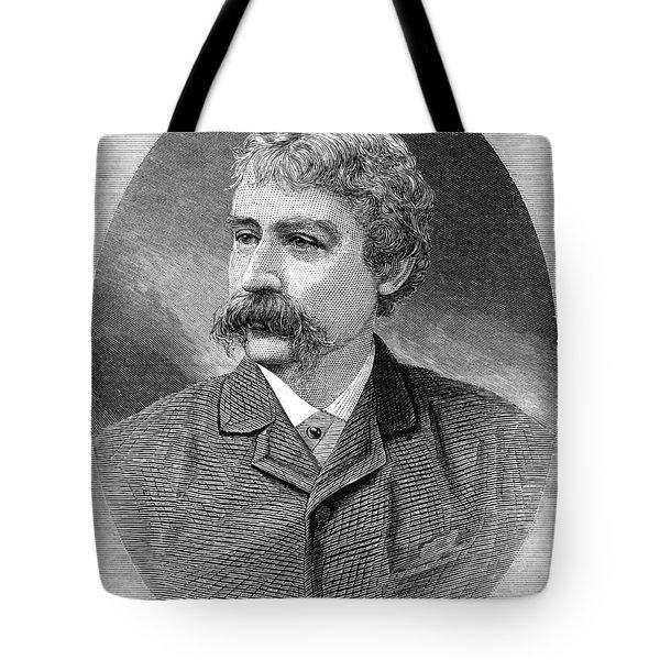 Francis Brett Harte Tote Bag by Granger