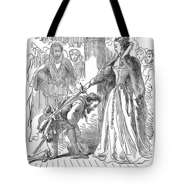 Francis Drake (1540?-1596) Tote Bag by Granger