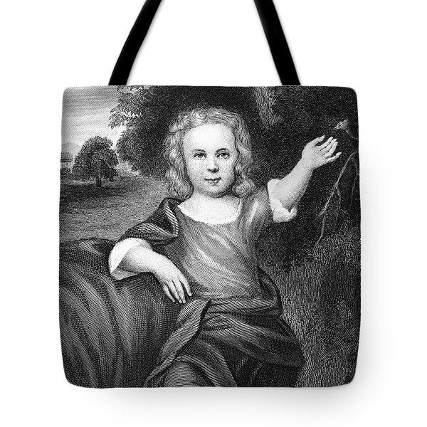 Francis Folger Franklin Tote Bag by Granger