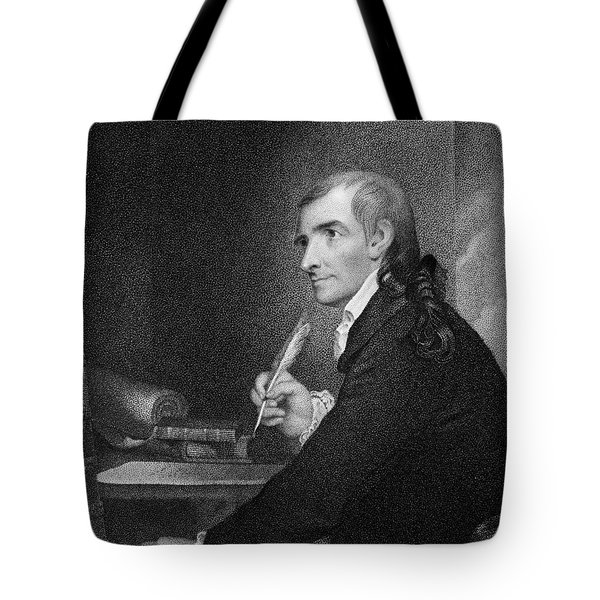 Francis Hopkinson (1737-1791) Tote Bag by Granger