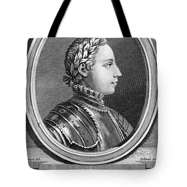 Francis II (1544-1560) Tote Bag by Granger